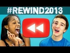 How Teens React to YouTube Rewind    Look back with the Teens as they watch some of YouTube's most famous celebrities re-create the most viral video trends of 2013!