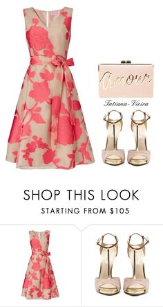 """""""126"""" by tatiana-vieira ❤ liked on Polyvore featuring Phase Eight and BCBGMAXAZRIA"""
