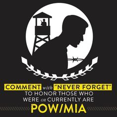 Facebook graphic commemorating and remembering those who were or are POW/ MIA. Visit our website to learn more about Harris Media's work in digital marketing, advertising and campaign strategy: www.harrismediallc.com