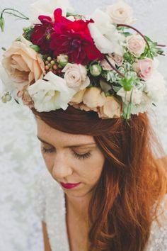 autumn and lace wedding03 Autumn & Lace Wedding Inspiration