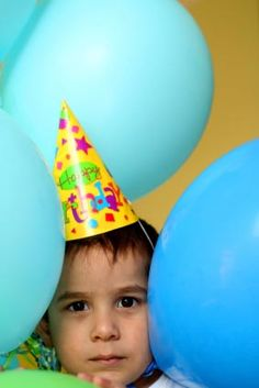 Toddler Birthday Parties - Ideas by a Professional Party Planner