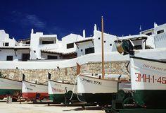 Binibèquer. Menorca