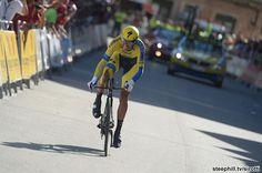 2014 vuelta-a-espana photos stage-10 - 4th Alberto Contador (Tinkoff - Saxo) + 39s