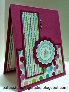 Sketched Birthday - Pattis Stamping Studio