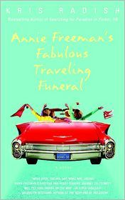 "Annie Freeman's Fabulous Traveling Funeral - Kris Radish. Pinner writes: ""For Katherine Givens & the 4 women about to become best friends, the adventure begins w/ a UPS package. Inside is a pair of sneakers filled w/ ashes & a note that will change their lives. Katherine's oldest & dearest friend, the irrepressible Annie Freeman, left a final request, a traveling funeral, & she wants the most important women in her life as 'pallbearers'. EXCELLENT beach read! A book worth sharing w/ friends…"