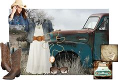Country Girl, created by carmella482 on Polyvore