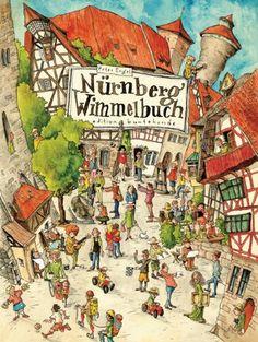 Nürnberg Wimmelbuch: Amazon.de: Peter Engel: Bücher