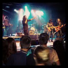 #SQVdeFesta Concert de Gerard Quintana i Xarim Aresté a #SQV