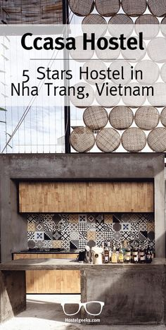 CCASA Hostel in Nha Trang – Sleeping Containers and Giant Hammocks. -You can find Hammocks and more on our website.CCASA Hostel in Nha Trang – Sleepi.
