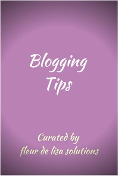 Infographics and Blogging Tips