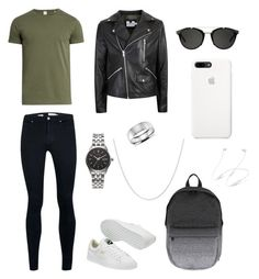 """Men's  polyvore"" by jesy-smith on Polyvore featuring Topman, Sørensen, Puma, Herschel, Citizen, Pori, Blue Nile, Carrera, men's fashion et menswear"