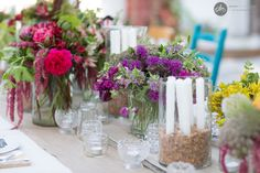 Slow Flowers at the Garden to Table Feast by Farmhouse38.com, photography by AmenPhotography.com