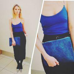#Frankiesaysshop #Clothesshowlive #jade #blue #matching