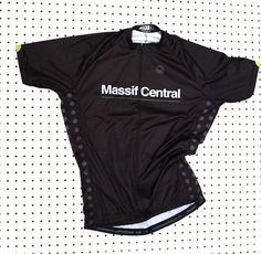 MassifCentral Jersey front