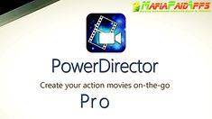 CyberLink PowerDirector Video Editor Unlocked APK for Android    PowerDirector Video Editor App: 4K Slow Mo & More Apk  PowerDirector Video Editor App: 4K Slow Mo & More is a Video Players & Editors Applications for Android  Download the last version of PowerDirector Video Editor App Unlocked: 4K Slow Mo & More Apk for android from MafiaPaidApps with direct link  Tested By MafiaPidApps  without adverts & license problem  without Lucky patcher & google play the mod   Easy movie maker! Cool…