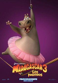 荒失失奇兵3:歐洲逐隻捉(Madagascar 3 Europe's Most Wanted)15