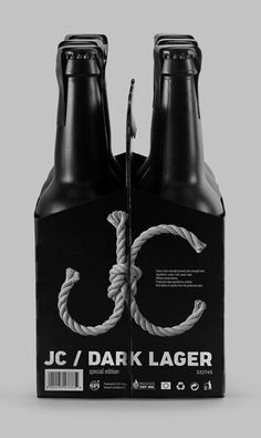 JC Dark Lager | Lovely Package