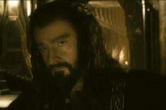 Richard Armitage as Thorin Oakenshield in The Hobbit Trilogy (2012-2014) (gif)