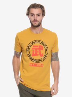 e57bd64cef4 Dragon Ball Z Martial Arts Tournament Son Goku T-Shirt - BoxLunch Exclusive