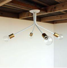 iluminación retro, lámparas de diseño retro