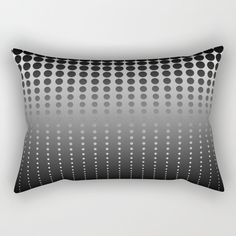 Wavy Black And White Pinwheel And Stripes Small Pattern
