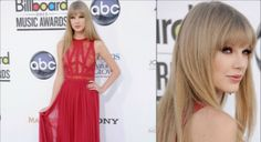 Taylor Swift Looks Radiant in Red at 2012 Billboard Awards!