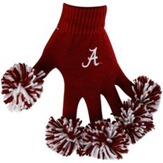 ROLL TIDE Spirit fingers! I'm getting these ASAP! :)