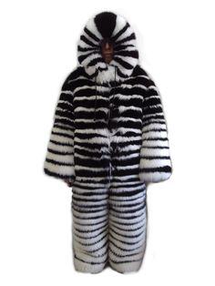 Fox jumpsuit