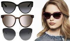 Occhiali da sole Liu Jo 2017: tutta la collezione - https://www.beautydea.it/occhiali-da-sole-liu-jo/ - Liu Jo presenta la nuova collezione di occhiali da sole da donna 2017. Tuffiamoci alla scoperta dell'accessorio perfetto per la bella stagione!