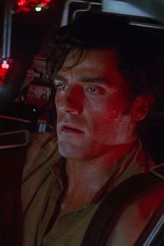 "Oscar Isaac as Poe Dameron in ""Star Wars: The Force Awakens"" (2015)"