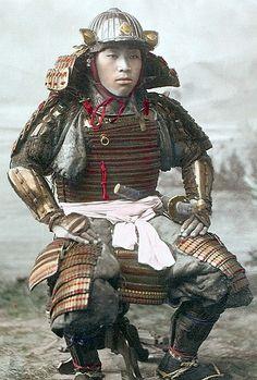 Samurai (Japanese Warrior)