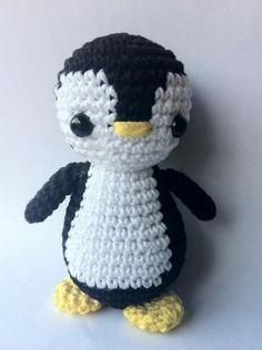 Tutorial Amigurumi Pinguino : 1000+ images about pinguinos on Pinterest Penguins, Cute ...