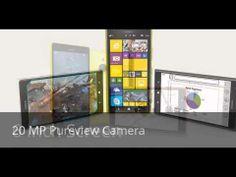 ▶ Nokia Lumia 1520 Video - YouTube http://www.intomobilephones.co.uk/nokia/lumia-1520/