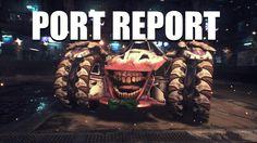 Batman Arkham Knight PC Port Report Patch Update