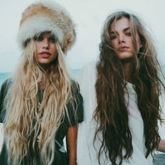 Long and Raw #Hair