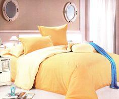 Комплект бельо за вашата спалня в два цвята - ванилия и канела.