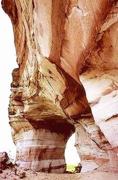 Jalapão Pedra Furada, turismo ecológico no estado do Tocantins, Brasil.Parques e Reservas no Brasil