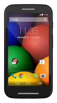 Motorola Moto E (1St Generation) - Black - 4 Gb - Global Gsm  Unlocked Phone, 2015 Amazon Top Rated Unlocked Cell Phones #Wireless #unlockedcellphones