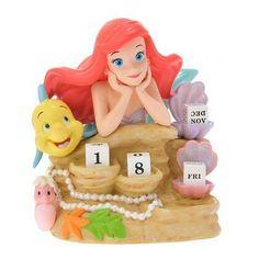 Ariel Perpetual Calendar... Other must have for Meeeee
