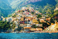 7 Reasons Why You'll Want To Visit Positano In The Amalfi Coast Of Italy (2)