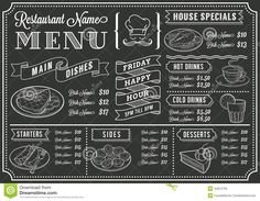 restaurant chalkboard walls - Yahoo Image Search Results