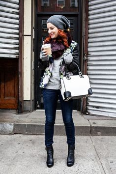 @Alicia Lund looking amazing with our Olivia bag! http://www.aliceandolivia.com/olivia-lizard-embossed-leather-bag-1.html