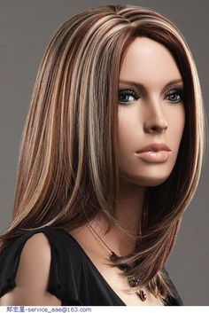 Highlight Hairstyles 40 Awesome Hairstyles With Lowlights And Highlights Images  Hair
