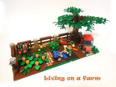 LEGO Ideas - Living on a Farm