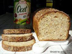 GRUNT TO PRZEPIS!: Prosty chleb z octem Graham, Banana Bread, Desserts, Food, Tailgate Desserts, Deserts, Essen, Postres, Meals