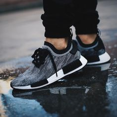 The adidas NMD will debut a brand new colorway utilizing a patterned upper. You can get a pair beginning this weekend.