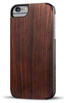Free shipping and returns on Recover Ebony Wood iPhone 6 Case at Nordstrom.com. Richly colored ebony wood adds a bit of exotic grain to a snap-fit iPhone case fitted with protective polycarbonate bumpers.