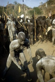 The Nuba Peoples Of North Sudan (warning: Tribal Unclothedness) - Culture - Nairaland