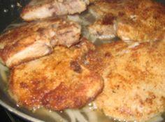 Mom's Tender and Juicy Pork Chops