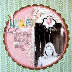 heart reader, 2009 Pages by Wilna Furstenberg